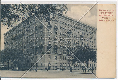 Graham Court, 1925 7 Ave & 116 St, NYC