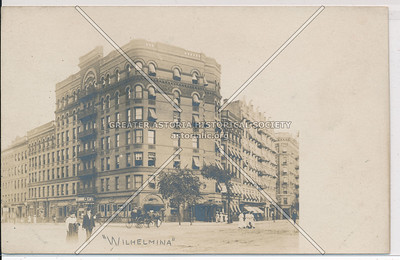 Hotel Wilhelmina, 1919 7th Ave, NYC