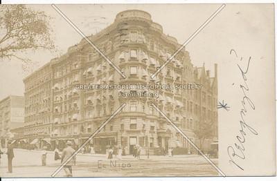 El Nido, 116 St & St Nicholas Ave, NYC (1900)