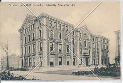 Schermerhorn Hall, Columbia U, NYC