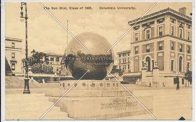 Columbia U. Sundial