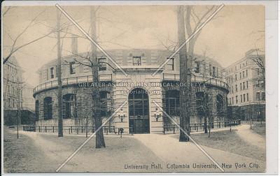 University Hall, Columbia U, NYC