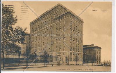 Johnson Hall, Columbia U, NYC