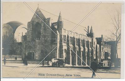 St John Synod Hall, NYC
