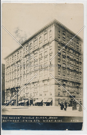 The Rexor, 115 St & Bway, NYC (west side)
