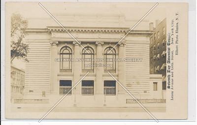 Seventh Day Adventist Church, Lenox Ave & 120 St., NYC