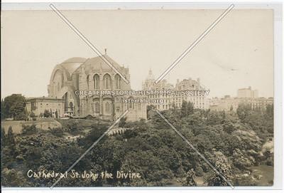 St John the Divine, NYC