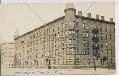 Morningside Ave at 119-120 St
