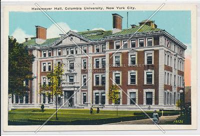 Havemayer Hall, Columbia U, NYC