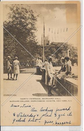 North Terrace, Barnard Hall, NYC