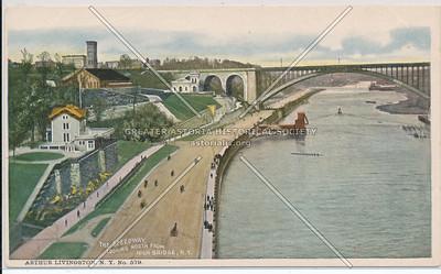 Washington Bridge; Harlem River Driveway