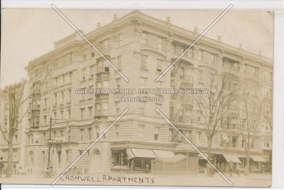 Cromwell Apartments, 607 W 137 St, NYC