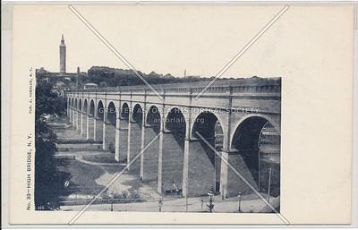 High Bridge & Croton Waterworks, NYC