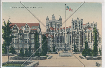 College of the City of New York, NYC
