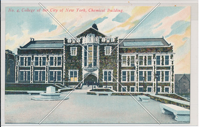 Chemical Building, College of the City of New York, NYC