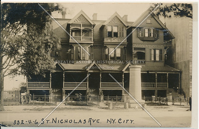 882-6 St Nicholas Ave, NYC