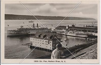 130 St Pier, Huson River, NYC