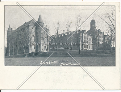 Manhattanville College of the Sacred Heart, 133 St & Convent Av, NYC