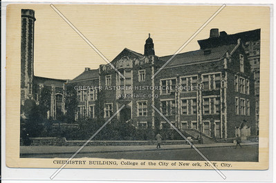 Chemistry Building, College of the City of New York, NYC
