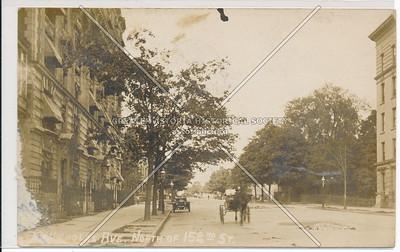 St Nicholas Ave N fm 152 St, NYC