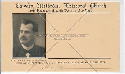 Colonial Methodist Church, 129 St & 7 Av, NYC