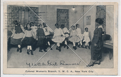 """Colored Women's Branch,"" YWCA, NYC (1926)"