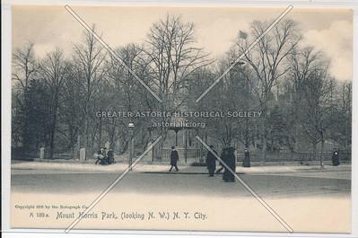 Mt. Morris Park, NYC