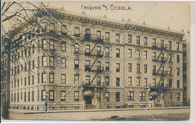 Iroquois & Oceola, 480 & 490 Convent Ave, NYC
