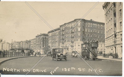 N on Riverside Dr fm 135 St, NYC