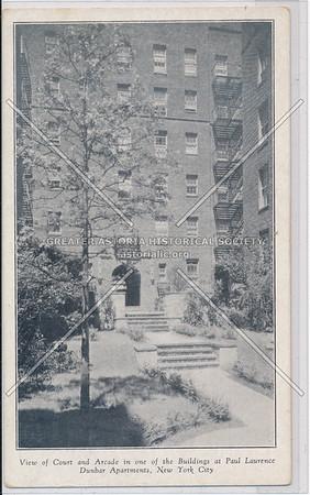 Dunbar Apartments, 149-150 St, 7-8 Ave, NYC