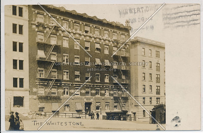 The Whitestone, 609 W 127 St, NYC (nr Tieman Pl)