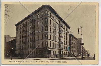 The Sorofeen, 505 W 141 St, NYC