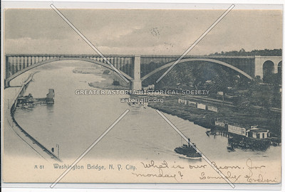 Washington Bridge, NYC