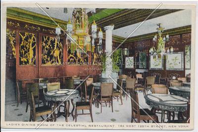 Celestial Restaurant, 164 W 125 St, NYC