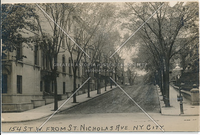 154 St W fm st Nicholas Ave, NYC
