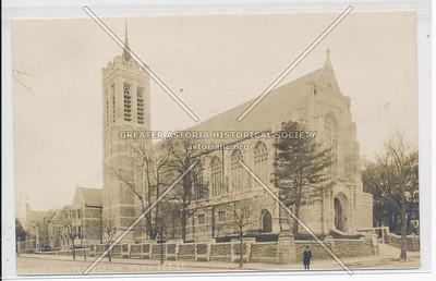 Church of Intercession B'way 155 St. N.Y.C.