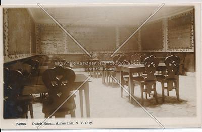 P4986. Dutch Room, Arras Inn, N.Y.C.
