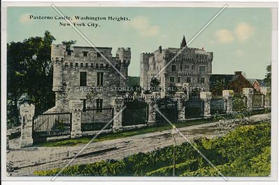 Paterno Castle, Washington Heights, N.Y.C.