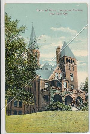 House of Mercy, Inwood-on-Hudson, N.Y.C.