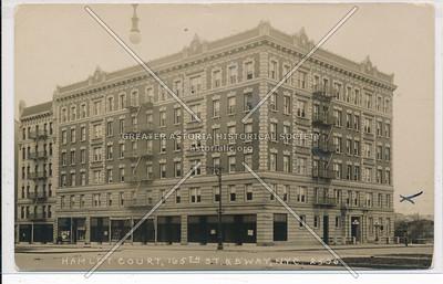 Hamlet Court, 165th St. & Bway, N.Y.C. (2596)