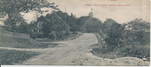 Abbey Inn & Ft. Tyron, N.Y.C.