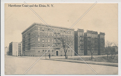 Hawthorne Court and the Elvira, N.Y.C.
