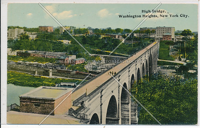 High Bridge, Washington Heights, N.Y.C.