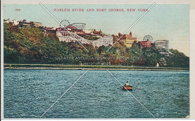 Harlem River & Ft. George, N.Y.C.