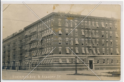 Sherman Ave. & Academy St. N.Y.C.