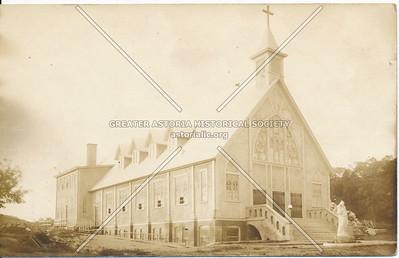 St. Paul's Church. The Good Shepherd. 207th St. N.Y.C. ?