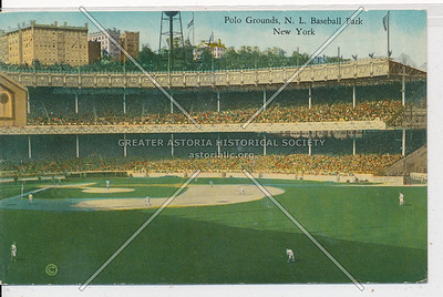 Polo Grounds, N.L. Baseball Park, N.Y.C.