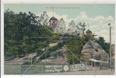The Old Fort, Ft. George, N.Y.C.