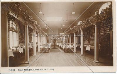 Salle Manger, Arras Inn, N.Y.C.