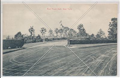 Ft. Tryon Hall, N.Y.C.